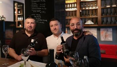 """The Wine Inside и """"Винпром Свищов"""" представят: Създателите на Imperium"""